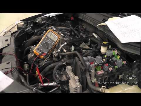 Bad Engine Computer Testing Part 1