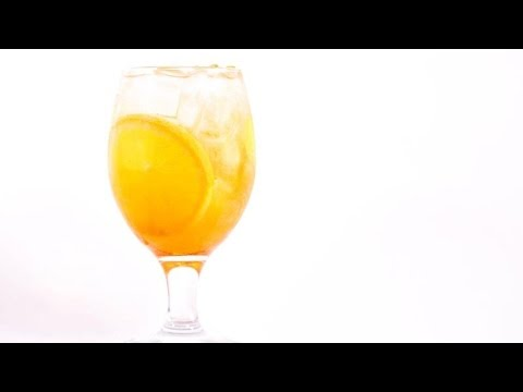 Mixed Citrus Spritz