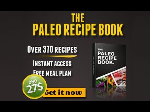 Buy Paleo Recipe Book - Brand New Paleo Cookbook ONLY 27$ !