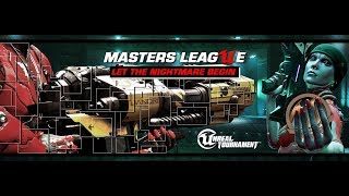 🏆 Torneo UT4 - Masters League 🏆 GeneralLee - CrissPowah