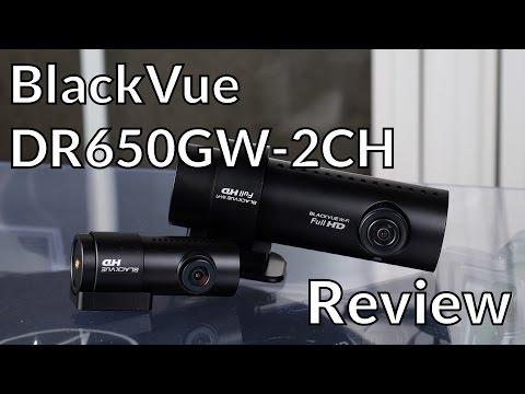 BlackVue DR650GW-2CH Dashcam Review