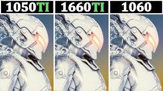 GTX 1660TI vs 1050TI vs 1060 | Tested 15 Games |