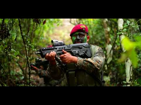 The Kaibiles I Special Operations Force Of Guatemalan Army