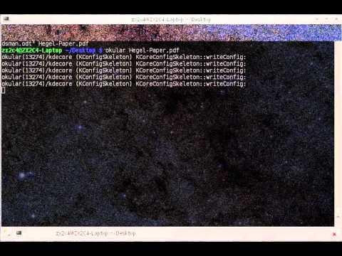 Document to PDF with GDocs via Bash