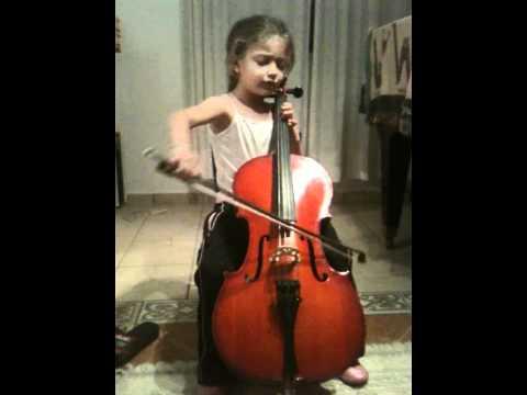 cello children's song