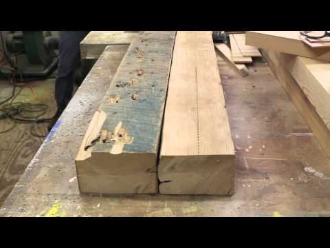 Restore The Shore, How to Remove Nails and Mill Reclaimed Lumber by Jon Peters