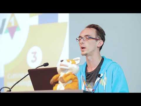 Istvan Szmozsanszky - AV1    JSUnconf 2018 Lightning Talks