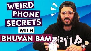 Weird Phone Secrets With Bhuvan Bam | BB Ki Vines Youtuber | First Phone, Last Googled...