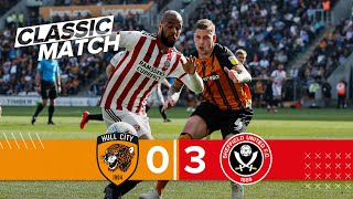 Hull City Vs Sheffield United | 2019 EFL Championship