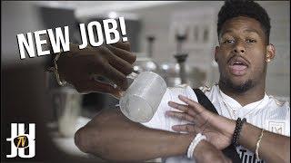 JuJu Takes Over the Milkshake Factory!