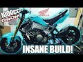 Download Honda Grom With A CBR1000 Engine! - How Is This Possible? MP3,3GP,MP4