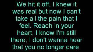 Aviation - You Were My Everything Lyrics