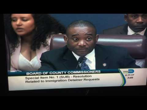 County Commission Meeting Feb 17th on Sanctuary County