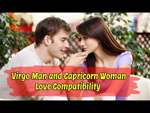 Love Compatibility : Virgo Man and Capricorn Woman