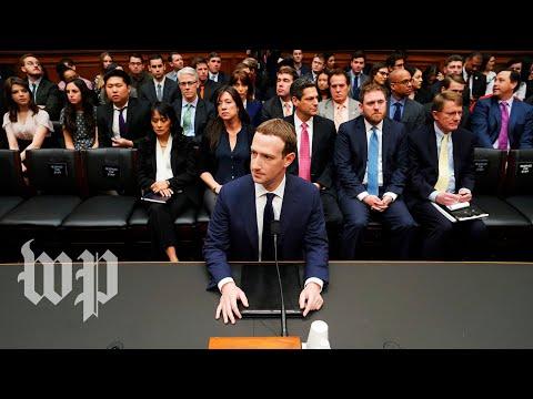Mark Zuckerberg testifies on Capitol Hill (full House hearing)