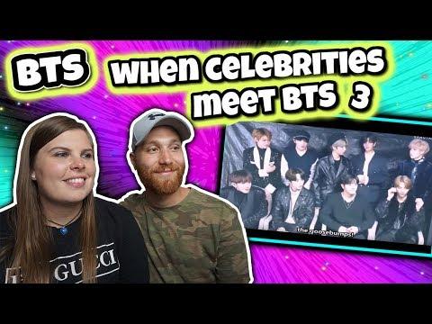 Download when celebrities meet BTS part 3 REACTION