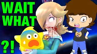 Rosalina Is MENTAL? (Super Mario Bros. Theory) - ConnerTheWaffle
