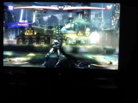 injustice batman gameplay