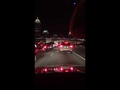 Horrible  Atlanta Traffic