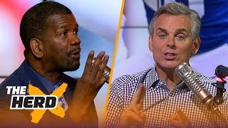 Rob Parker on why Giants will regret passing on QB, Patrick Mahomes