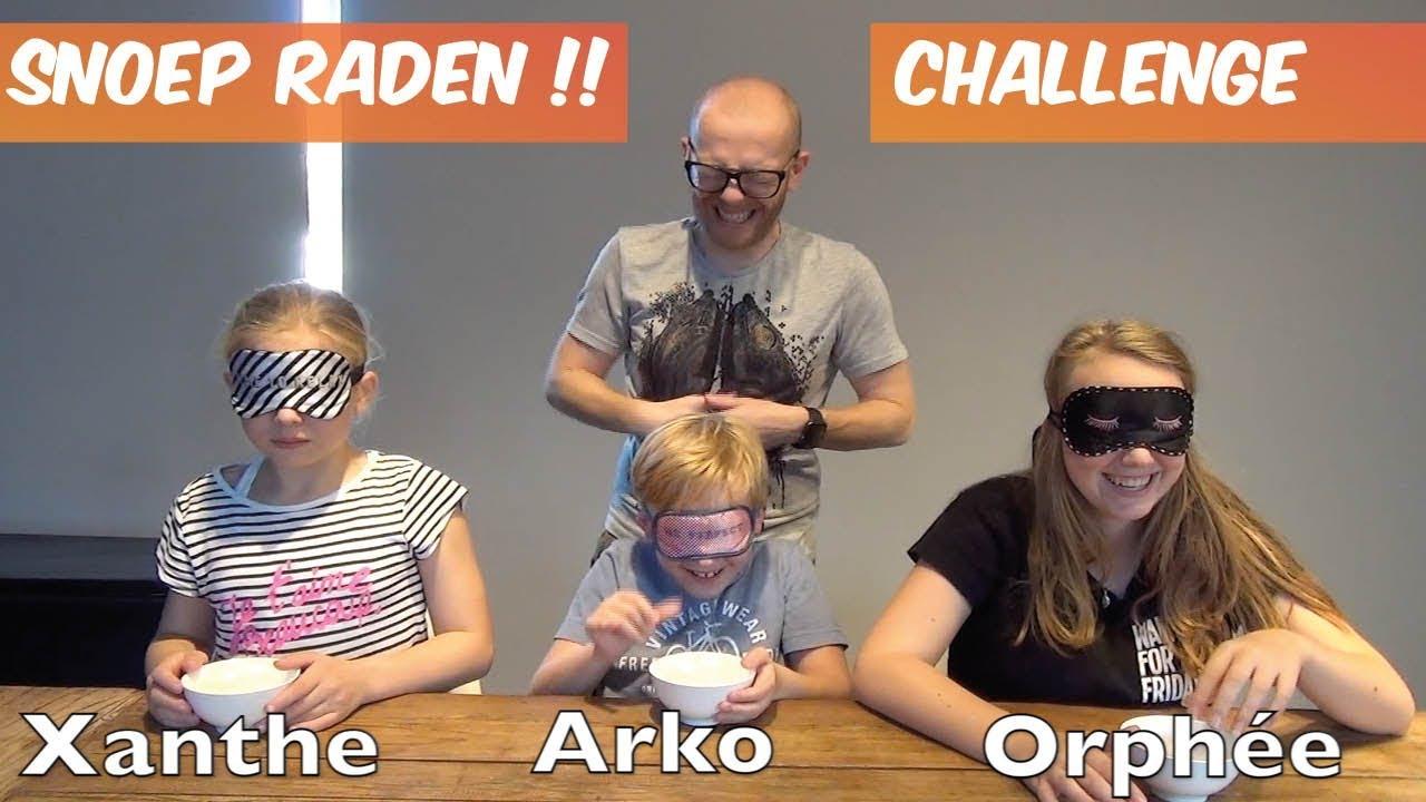 SNOEP 🍬 RADEN - Familie Meerschaert Challenge