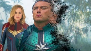 Why Yon-Rogg Vanishes After Captain Marvel Movie