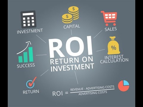 How to Calculate ROI in Excel?