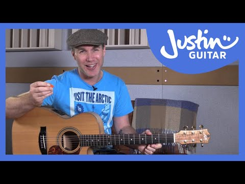 Guitar Quick Start! Learn the basics in 5 minutes. For beginners and new guitarists easy guitar son