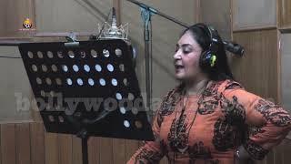 Jaspinder Narula Song Recording For #Bollywood #Transgender Film BREED With Bobby Kumar