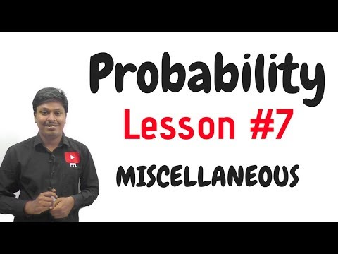 Probability_Memory Based#LESSON-7