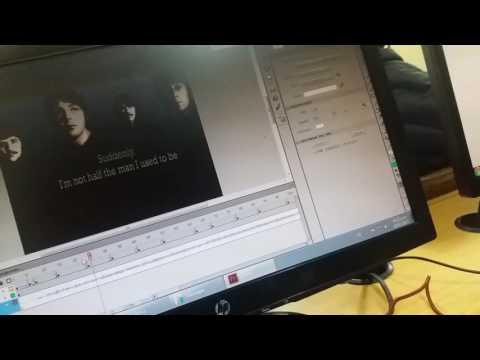 Adobe flash karaoke