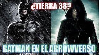 Batman en el Arrowverso - Todas las pistas, Easter eggs y una Teoria // Morpho