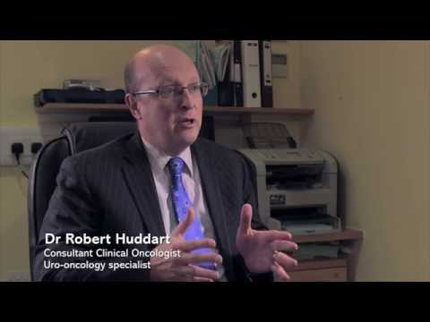 Dr Robert Huddart – Best possible cancer treatment