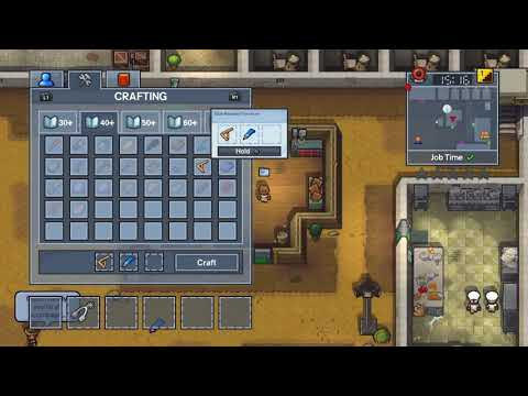 How to do jobs on console escapist 2!