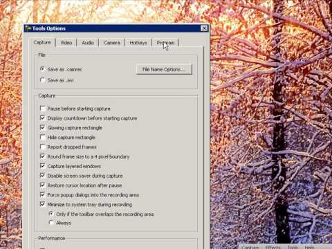 Changing Camtasia Temp Folder.flv