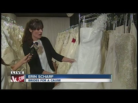 Bakersfield brides can 'say yes to the dress' at a great deal, benefit charity for terminally ill