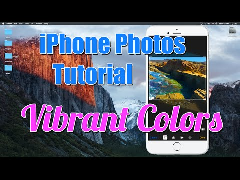 How To Edit Photos On Your iPhone, iPad, or iPod Touch