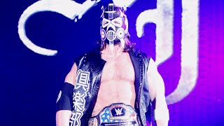 AJ Styles unveils new mask in return to Japan