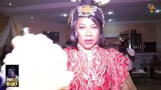 Regina Askia's birthday party at Abuja Nigeria | Trafik Jam TV