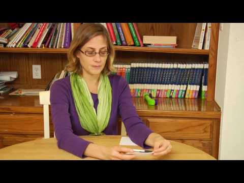 Writing & Education : How to Make Flash Cards