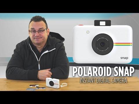 Polaroid Snap Camera Review