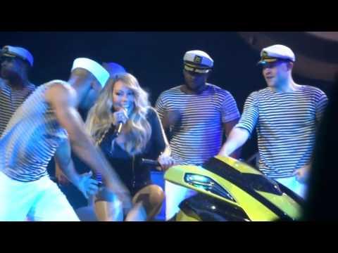 Mariah Carey - (Live From Las Vegas) - Show Highlights - Feb 19, 2016