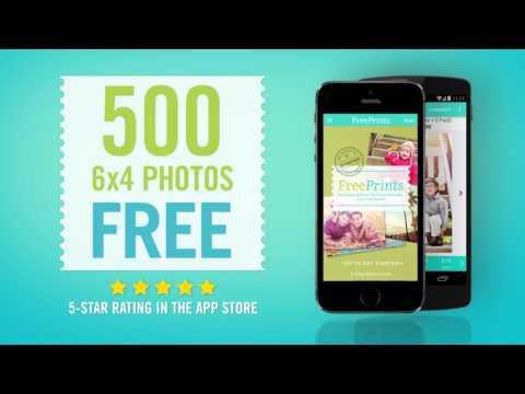 FreePrints   Free Photos Delivered (TV UK)
