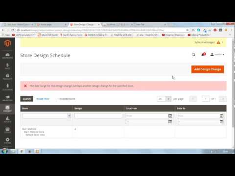 How to resolve error while changing themes in magento 2 (L-14)