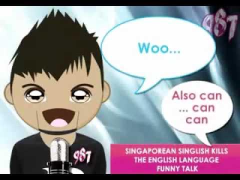 MALAYSIAN-SINGAPORE ENGLISH ACCENT