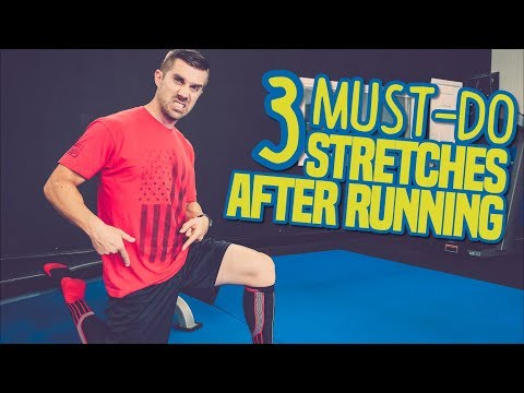 Recover FASTER After Running for STRONG Legs (Top 3 Stretches)