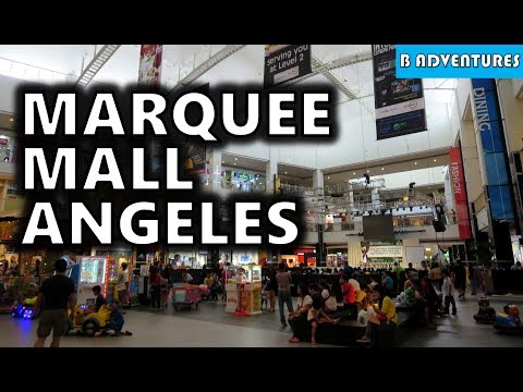 MarQuee Mall Angeles City, Pampanga, Philippines S3, Vlog #13
