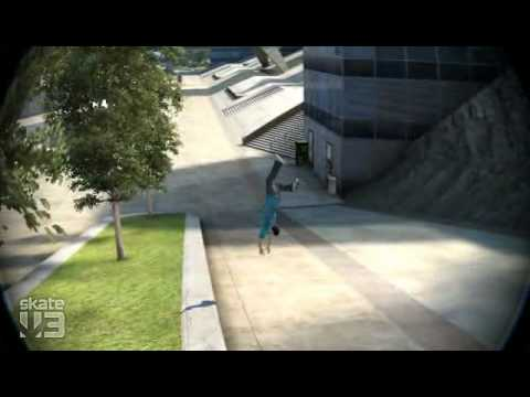 Skate 3, Replay 08- Death Race: Where the Title Came From.
