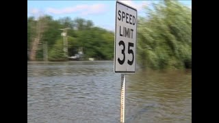 Raw: Northern Illinois Floods Worse After Storms