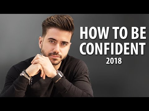 How To Be Confident | 6 Tips to Boost Your Confidence 2018 | ALEX COSTA